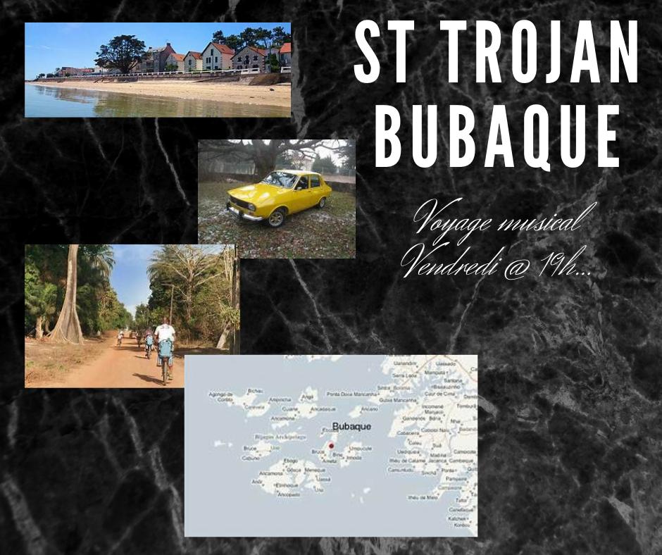 St Tro Bubaque- Road trip musical